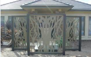 decorative metal trellis panels decorative metal fence panels