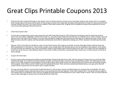 haircut coupons grand rapids mi valpak great clips 6 99 valpak great clips 6 99 great