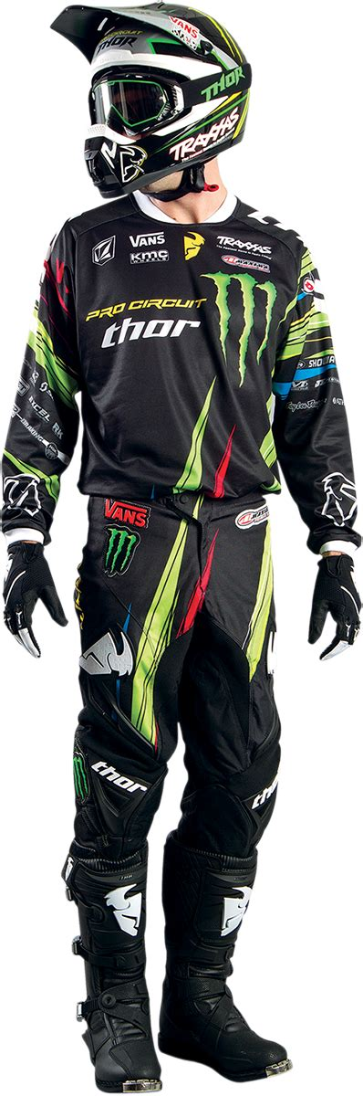 motocross gear monster energy thor mx pro circuit monster gear for 2014 dirt bike gear
