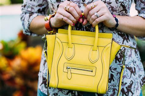 Boston Nano Navy the ultimate bag guide the c 233 line luggage tote purseblog