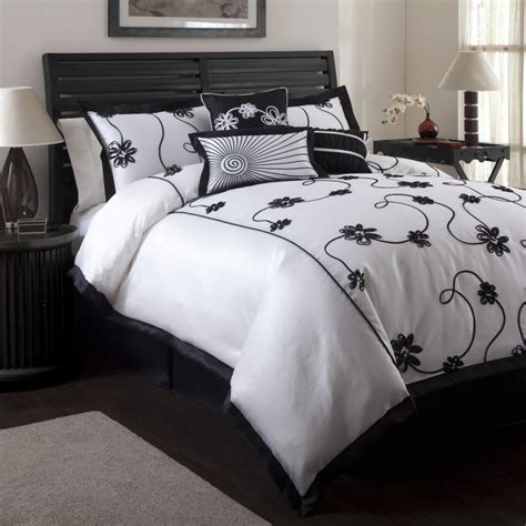 white and black bedding sets luxurious black and white