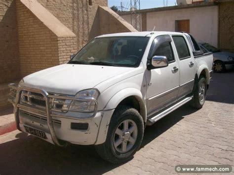 voiture 4 portes voiture isuzu 4 portes a vendre en tunisie voitures