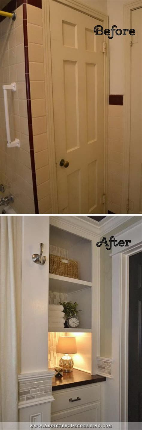 Before After Bathroom Makeovers by 50 Gorgeous Bathroom Makeovers With Before And After