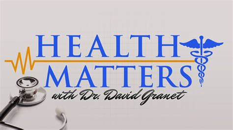 health matters health matters uctv of california television