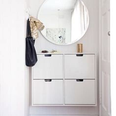 Small Bathroom Cabinet Storage Ideas by Hackers Help Wall Mounting Ikea Stall Shoe Cabinet