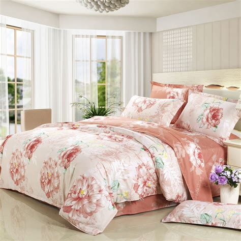 peony bedding peony comforter set reviews online shopping peony
