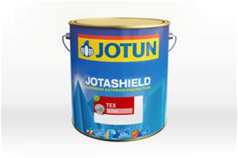 Cat Akrilik Jotun jotashield tex ultra jotun