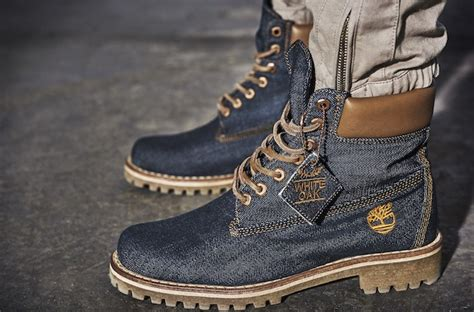 Boots Denim Galaxy Limited timberland and cone drop limited edition boot rivet
