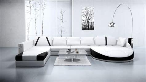 Rooms To Go Model by Bia蛯y Salon W Nowoczesnym Stylu