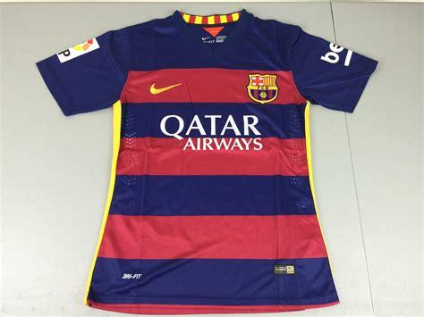Jersey Original Fc Barcelona Home Season 20152017 preview upcoming 2015 2016 fc barcelona home jersey