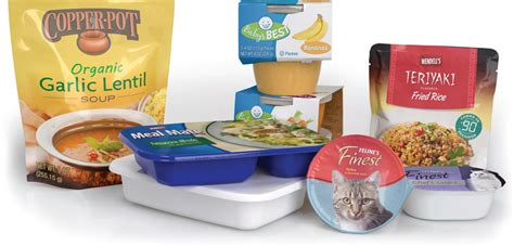 Shelf Stable Foods by Shelf Stable Packaging