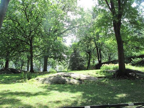 Central Park Botanical Gardens Central Park Botanical Garden Conservatory Garden In Central Park New York City New York