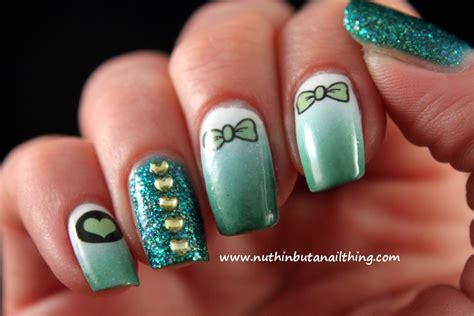 tattoo nails nuthin but a nail thing review nail tattoos