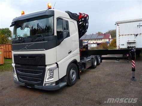 volvo truck 500 used volvo fh 500 6x2 szm crane trucks year 2018 price