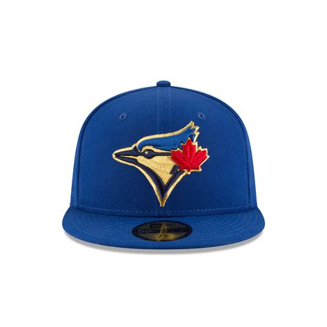 toronto blue jays finest 59fifty mlb baseball cap