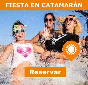 catamaran ibiza formentera fiesta catamar 225 n con fiesta ibiza formentera catamar 225 n con