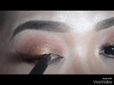 Makeup Palette Inez golden halo eye makeup using venice palette from inez