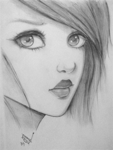 P Drawing Photo by Pencil Sketch Easy Easy Pencil Drawings Search