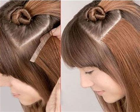 clip in hair extensions nyc skin weft dollheads