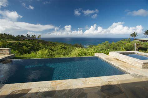 20 Luxurious Backyard Infinity Pool Designs Infinity Pool Backyard