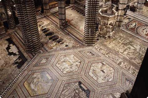 siena cattedrale pavimento visite guidate associazione culturale pro loco san