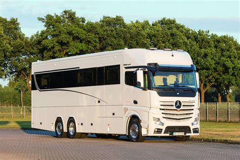 Small Three Bedroom Floor Plans luxurious 1 million motorhome sleeps your family and your
