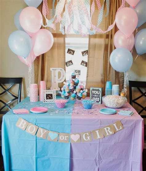 Gender Baby Shower Ideas by Best 25 Gender Reveal Ideas On Baby