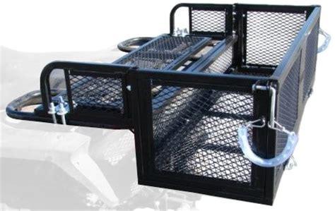 Atv Cargo Rack by Tms T Atvcargocarrier Tsc1205b 1 Rear Atv Storage Rack