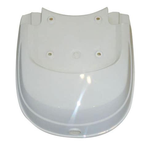 stmax  arka bagaj alt plastik beyaz