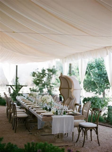rustic outdoor wedding venues california outdoor california wedding with rustic decor modwedding