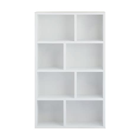 kmart 5 shelf bookcase rectangle wall shelf kmart