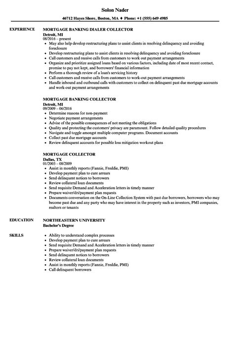 Loss Mitigation Resume Summary by Loss Mitigation Resume Exles Gift Exle Resume