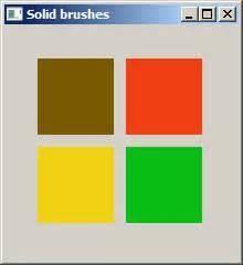 gdi pattern brush the gdi in windows api