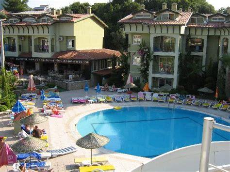 palm garden apartments icmeler turkey