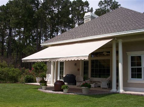 Backyard Awning by Awning Awning For Patio