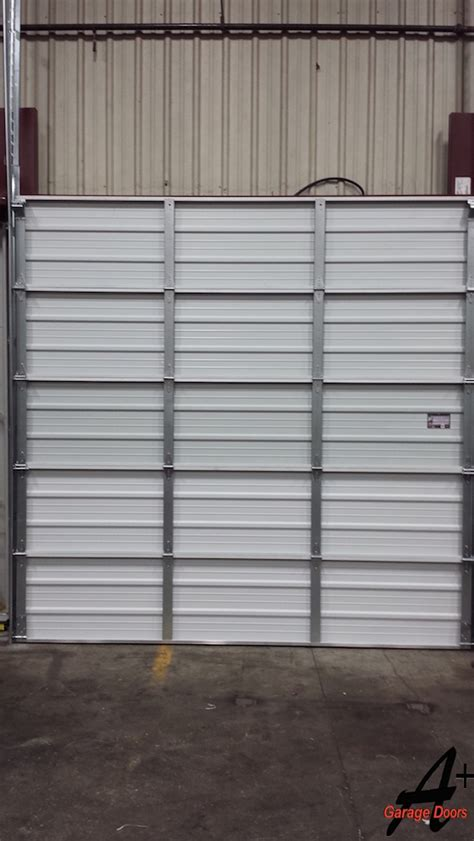 sectional door installation commercial sectional garage door installation and repair