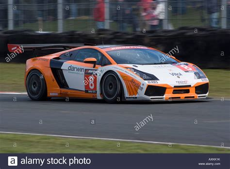 Lamborghini Rennen by Lamborghini Gallardo Gt3 Sports Racing Car In British Gt