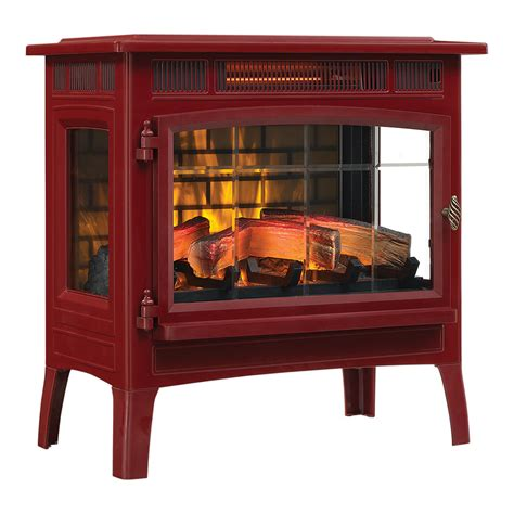 duraflame electric fireplace tv stand duraflame 3d cinnamon infrared electric fireplace stove