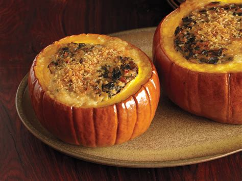 pumpkin food spicy pumpkin and collards recipe food network kitchen