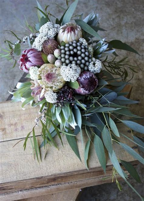 1000  images about protea & native wedding bouquets on