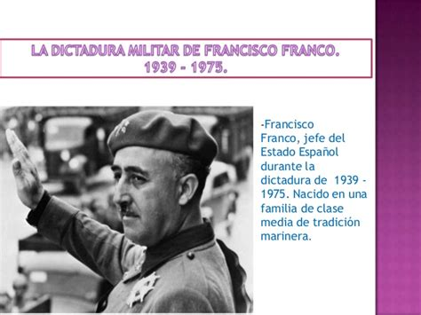 la dictadura de franco 8498920639 la dictadura militar de franco
