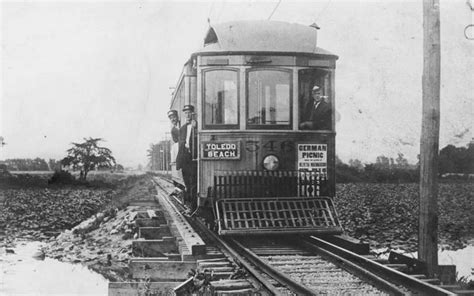 the traffic problems of interurban electric railroads a thesis presented to the faculty of the graduate school of the of pennsylvania in of doctor of philosophy classic reprint books toledo was hub of interurban 100 years ago the blade