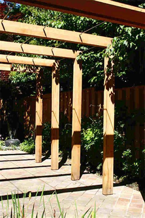 easy pergola designs simple pergola design woodworking projects plans