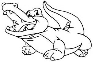 crocodile coloring pages crocodile colourig pages for coloring point