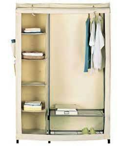 argos canvas and silver wardrobe reviews images