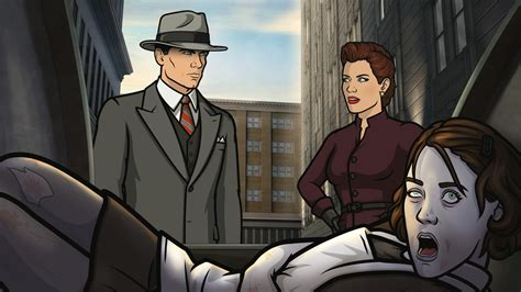archer season 8 episode 2 review berenice