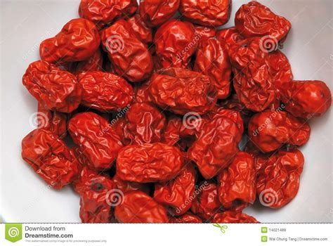 Dried Red Dates For Chinese Traditional Medicine Royalty