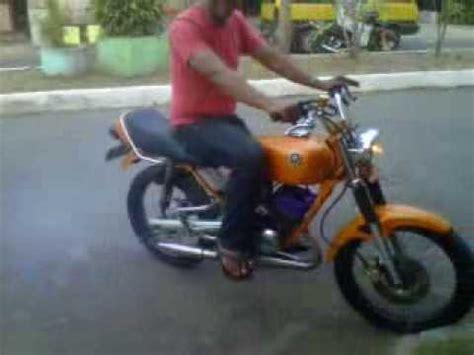 Kaos Racing Yamaha Rx King 135cc this is clasik this is original yamaha rx k doovi