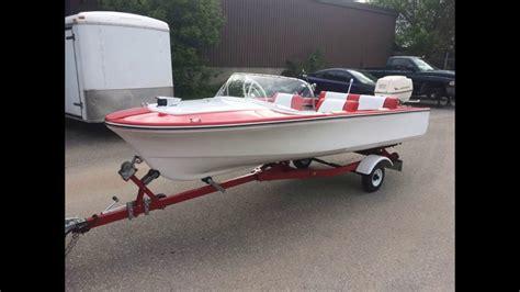 12 foot fiberglass jon boat 1961 arkansas traveler 14 foot fiberglass boat restored