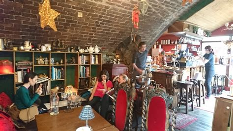 the dog house howth quirky to the bone the dog house blues tea rooms howth bar review june edition